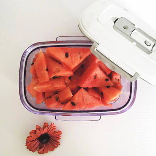 01 How to preserve fruit fresh this summer with vacuum containers