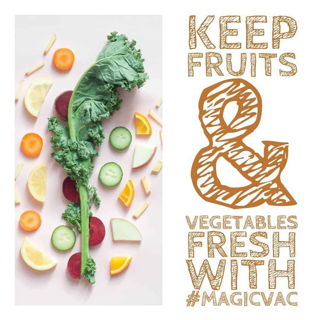 43 Keep fruits and vegetables